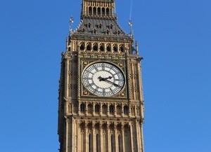 Canvas Big Ben